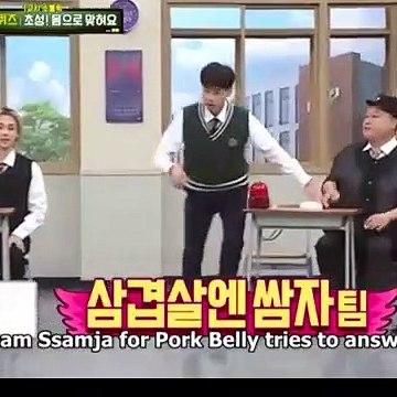 Knowing Bros Episode 204 - Hyuna, Dawn (English Sub) Part2