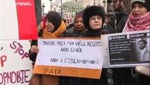 مسيرة ضد رهاب الإسلام في فرنسا .. ما أبرز مطالبها ولمَ قسمت اليسار؟