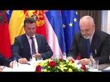 Rama: Përshpejtim të marrëveshjeve për 4 liritë e BE në Ballkan - News, Lajme - Vizion Plus