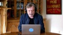 Star Wars : Mark Hamill réagit à sa première audition (vidéo)