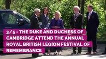 PHOTOS. Cette fois-ci, Kate Middleton fait le buzz avec un serre-tête (très) abordable à la cérémonie du Souvenir