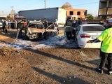 Savcının kullandığı cip ile otomobil çarpıştı: Savcının kızı hayatını kaybetti, 8 kişi yaralandı