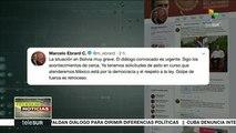teleSUR Noticias: Continúan manifestaciones en Chile