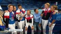Fed Cup : les Françaises s'offrent le titre en battant l'Australie