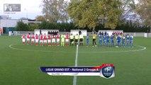 Nat2 Stade de Reims2 - FC Mulhouse, le résumé