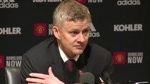 Solskjaer hails Man United's best performance yet