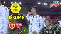 AS Monaco - Dijon FCO (1-0)  - Résumé - (ASM-DFCO) / 2019-20