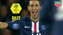 But Angel DI MARIA (39ème) / Stade Brestois 29 - Paris Saint-Germain - (1-2) - (BREST-PARIS) / 2019-20