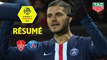 Stade Brestois 29 - Paris Saint-Germain (1-2)  - Résumé - (BREST-PARIS) / 2019-20