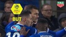 But Ludovic AJORQUE (14ème) / RC Strasbourg Alsace - Nîmes Olympique - (4-1) - (RCSA-NIMES) / 2019-20