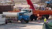 فيديو: إيران تبدأ ببناء مفاعل نووي ثانٍ في محطة بوشهر بمشاركة روسية