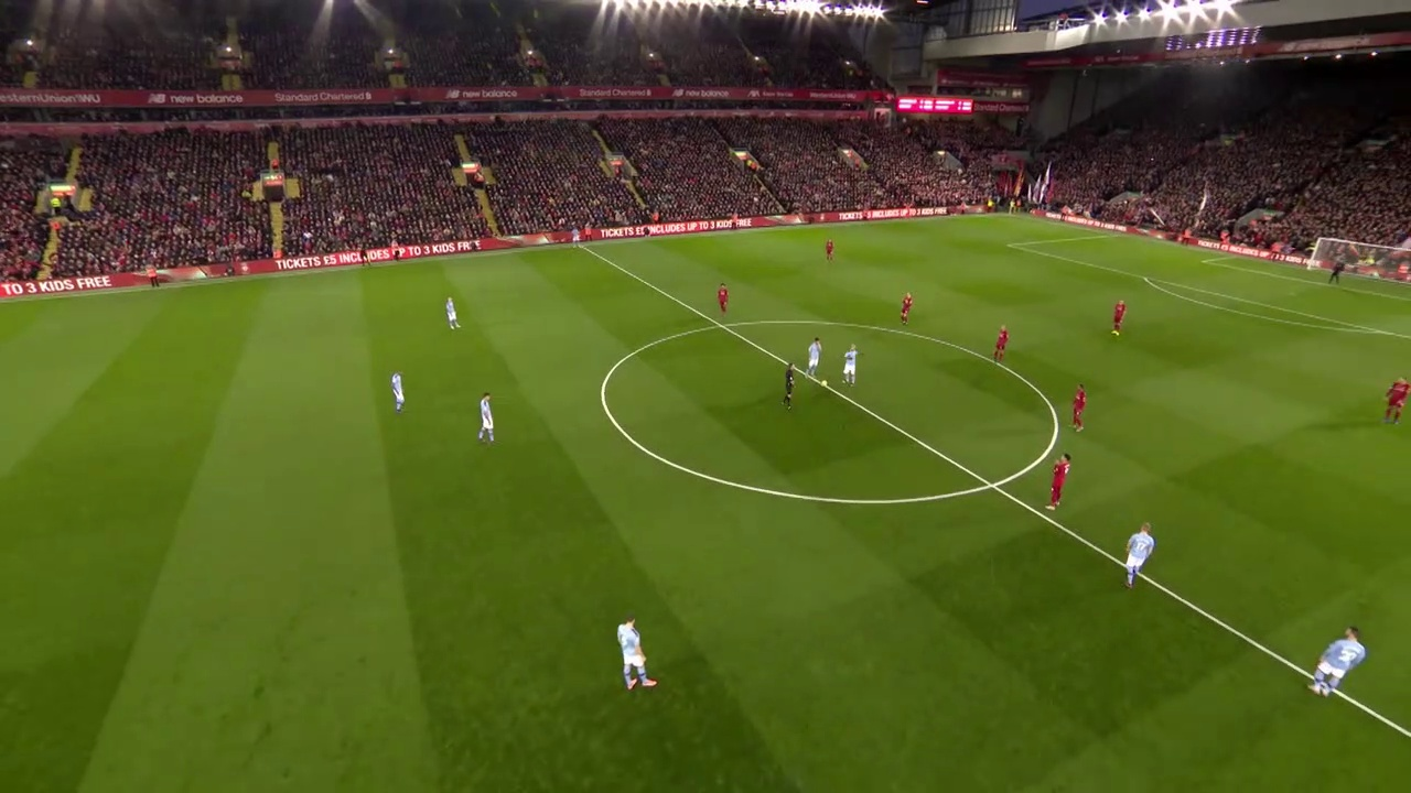 Liverpool - 12. Hafta / Manchester City (3-1) - Maç Özeti - Premier League 2019/20