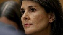 Nikki Haley: Kelly, Tillerson Tried To Recruit Her To Undermine Trump