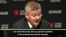 Maguire is a future Man United captain - Solskjaer