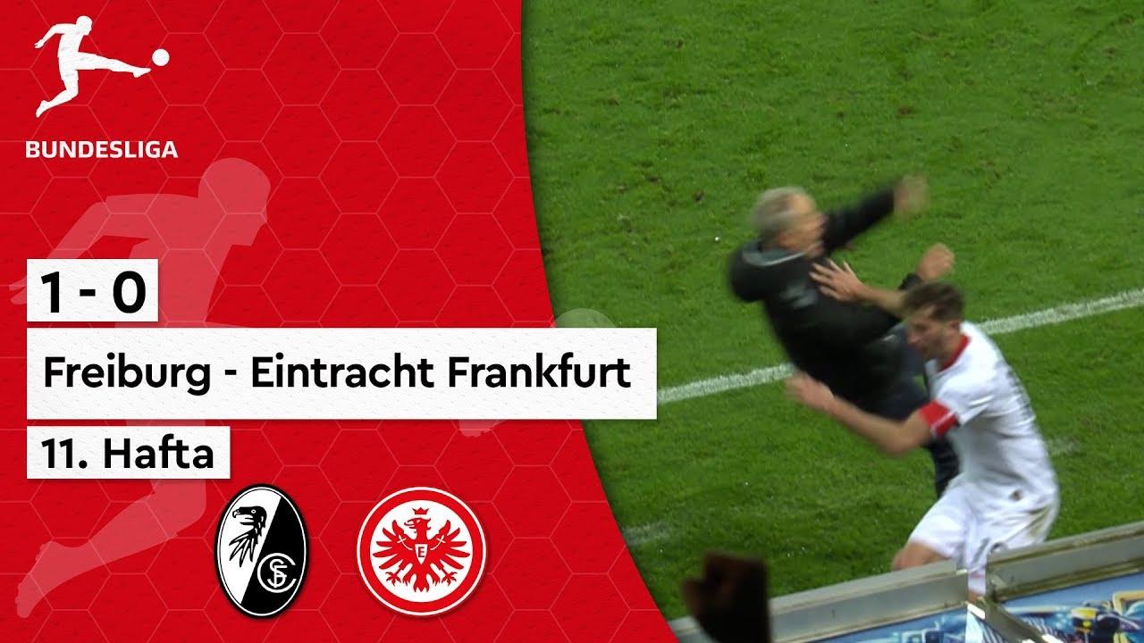 11. Hafta / Freiburg - Eintracht Frankfurt (1-0) - Maç Özeti - Bundesliga 2019/20