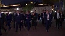 Cumhurbaşkanı Yardımcısı Oktay, TCG Yavuz Fırkateyni'ni ziyaret etti