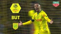 But Imran LOUZA (26ème) / FC Nantes - AS Saint-Etienne - (2-3) - (FCN-ASSE) / 2019-20