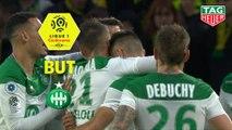 But Miguel TRAUCO (22ème) / FC Nantes - AS Saint-Etienne - (2-3) - (FCN-ASSE) / 2019-20