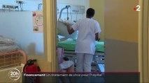 Financement : un traitement de choc pour l'hôpital public