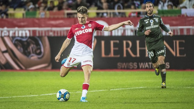 Highlights : AS Monaco 1-0 Dijon FCO
