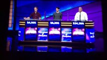 #Jeopardy Tournament of Champions The 9 Semfinals Results (Literary Characters on Final Jeopardy) 11/8/19