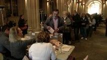 스페인 총선 종료...극우 약진 속 사회당 과반 확보 실패한 듯 / YTN