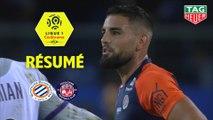 Montpellier Hérault SC - Toulouse FC (3-0)  - Résumé - (MHSC-TFC) / 2019-20