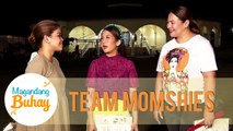 Team Momshies remind their dearly departed family   Magandang Buhay