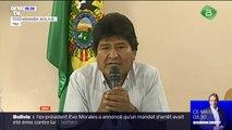 Le président bolivien Evo Morales démissionne après 14 ans au pouvoir