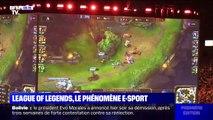 Le championnat du monde de League of Legends avait lieu ce week-end à Paris