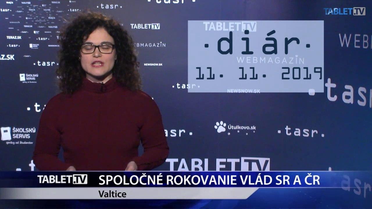 DIÁR: Vo Valticiach rokujú vlády SR a ČR