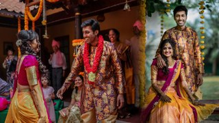 Rishi marries his long time love Swathi