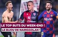 Top buts : Messi et Nainggolan en habitués !