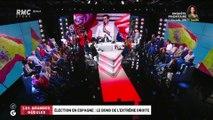 Le monde de Macron : Élection en Espagne, le bond de l'extrême droite - 11/11