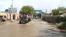 فيضانات الصومال تشرد الآلاف من مناطقهم