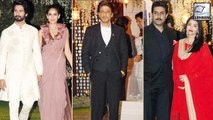 Shah Rukh, Aishwarya And Others Attend Pre-Wedding Bash Of Mukesh Ambani's Niece