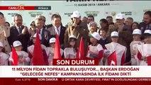 #CANLI Başkan Erdoğan konuşuyor