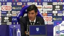 """Fonseca: """"Siamo stanchi, spero di recuperare qualche infortunato"""""""