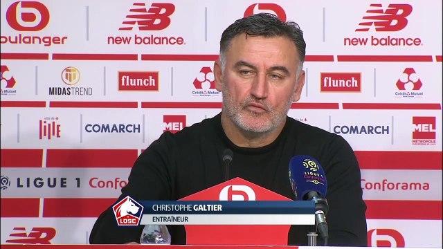 Lille - Metz, la réaction des coaches
