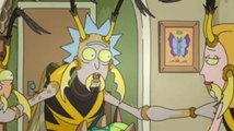Rick And Morty Season 4 Episode 1 Edge of Tomorty Rick Die Rickpeat - Rick And Morty S04E01