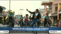 Sriwijaya Ranau Gran Fondo Jadi Ajang Promosi Pariwisata Sumsel