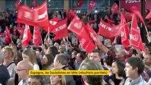 Législatives espagnoles : les socialistes en tête, percée historique de l'extrême droite
