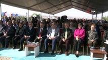 Hülya Koçyiğit Eskişehir'deki fidan dikme etkinliğine katıldı