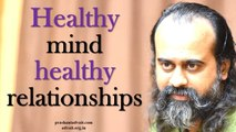 Acharya Prashant, with students: Only a healthy mind can have healthy relationships