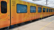 1st private train Tejas Express makes Rs 70-lakh profit in its first month of operations