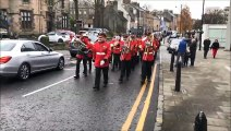 Linlithgow Remembrance Day Service 2019
