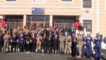 - Bakan Soylu, Şırnak Jandarma Bölge Komutanlığı binasını hizmete açtı