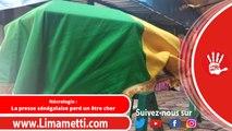 Nécrologie : La presse sénégalaise perd un être cher