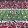 La fanfare de l'Ohio State a fait un spectacle de la mi-temps inspiré par Spongebob