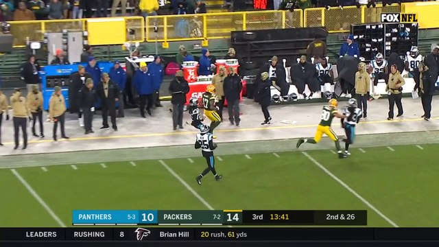 Panthers vs. Packers Week 10 Highlights - NFL 2019